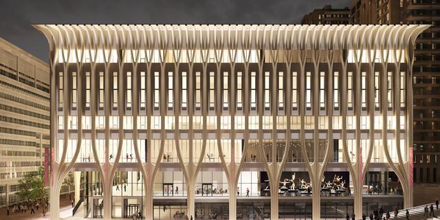 Nieuwe Haagse onderwijs- en cultuurcomplex gaat Amare heten