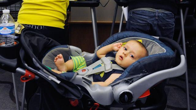 Lichte daling van aantal geboren baby's in Breda