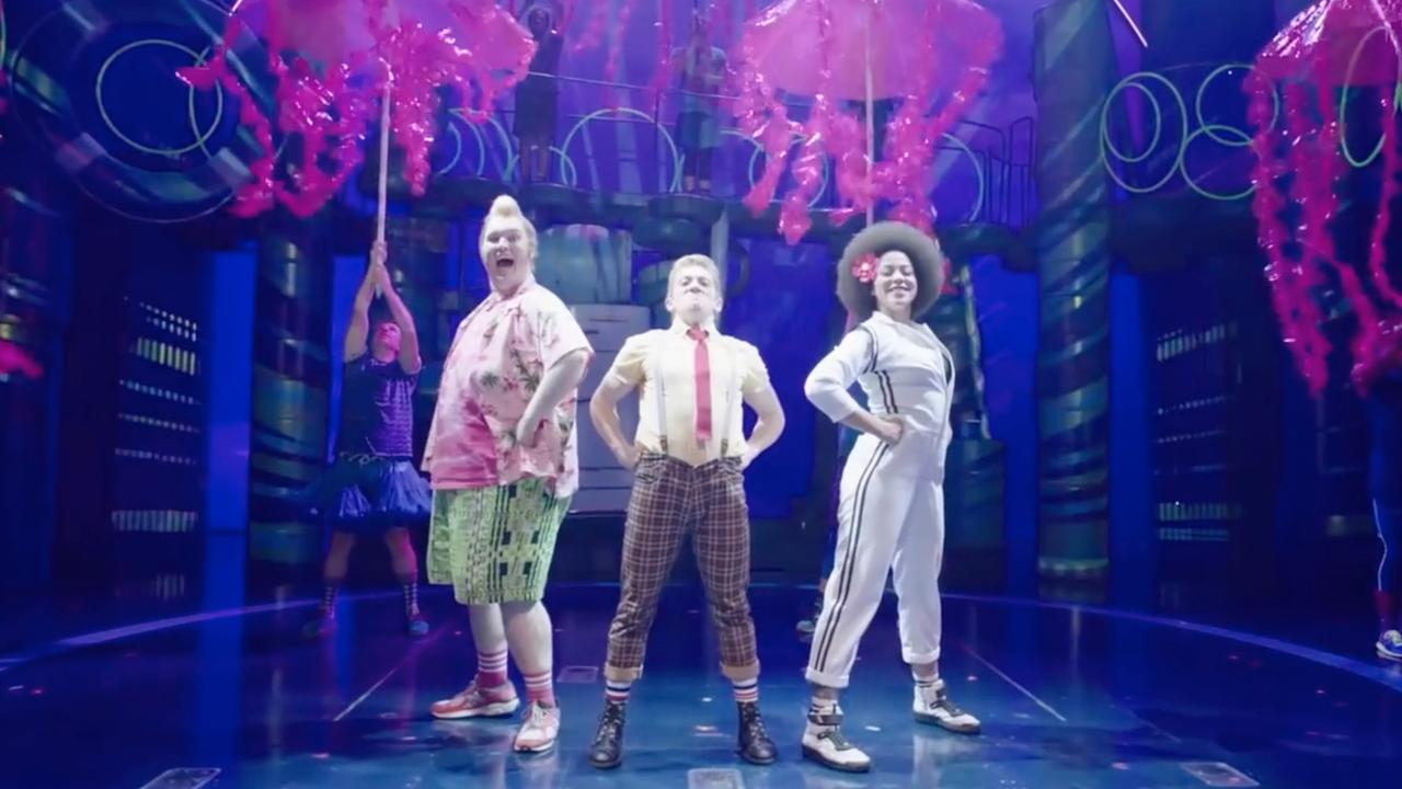 Trailer: SpongeBob SquarePants: The Broadway Musical