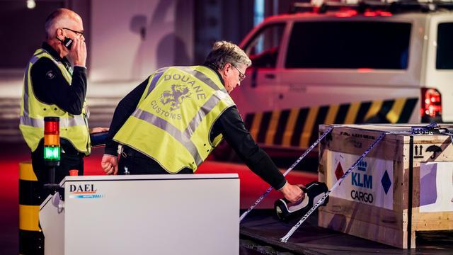 Twee verdachten aangehouden in zaak drugshandel via Rotterdamse haven