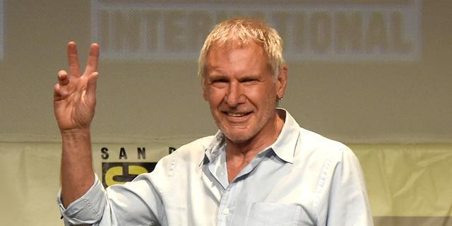 Harrison Ford voelt zich weer goed na vliegtuigcrash