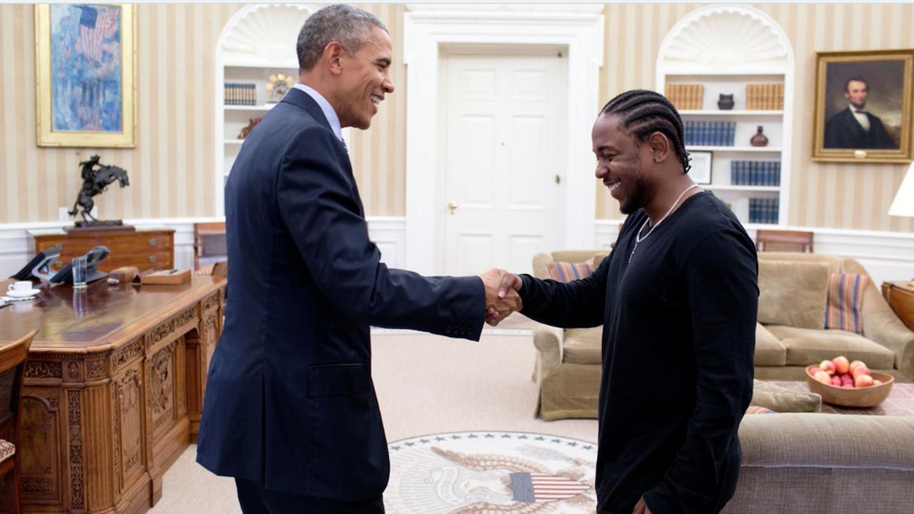 Rapper Kendrick Lamar over zijn succes
