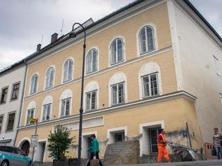 Nog onduidelijk wat met huis in Braunau am Inn gaat gebeuren