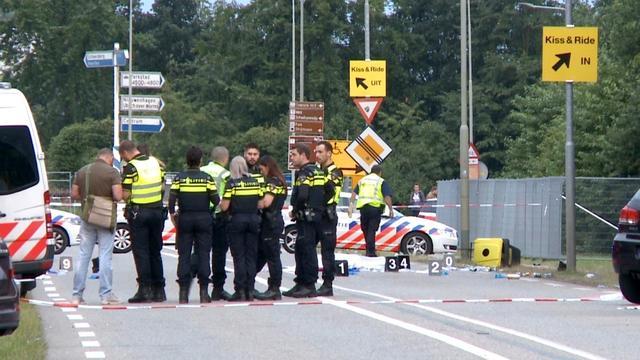 Dode en drie zwaargewonden na aanrijding bij Pinkpop