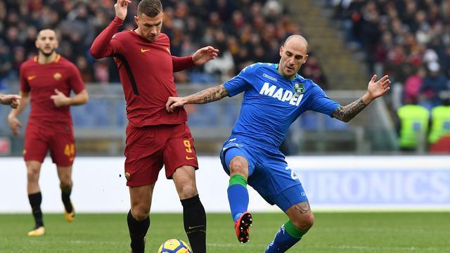 Roma verspeelt zonder Strootman punten, geen treffers in Old Firm