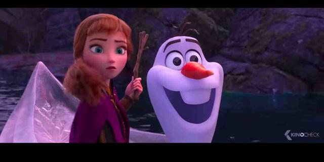Disney geeft sneeuwpop Olaf uit Frozen eigen online animatieserie