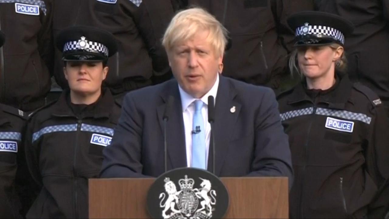 Johnson: 'Liever dood in greppel dan uitstel Brexit'