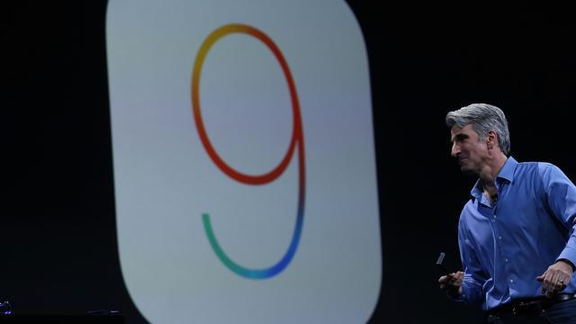 iOS 9 kan tijdelijk ruimte vrijmaken bij softwareupdate
