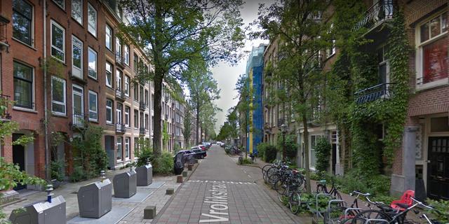 Gewonde bij steekpartij in Amsterdam, verdachte opgepakt
