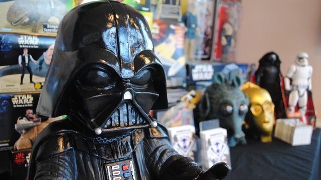 Star Wars pop-up store geopend in Groningen