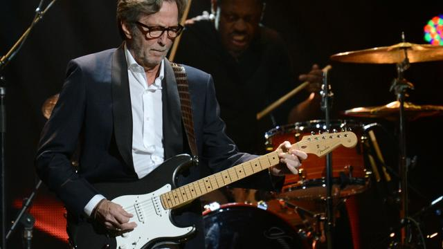 Documentaire over leven van Eric Clapton in de maak