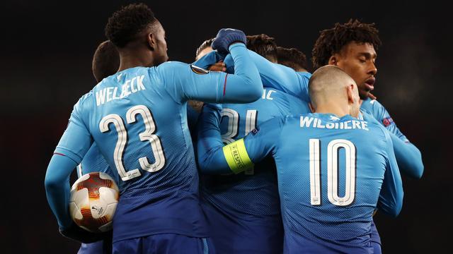 Arsenal treft AC Milan in Europa League, Nederlanders ontlopen elkaar