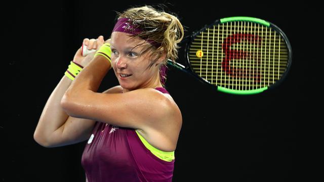 Bertens met speels gemak naar tweede ronde WTA-toernooi Charleston