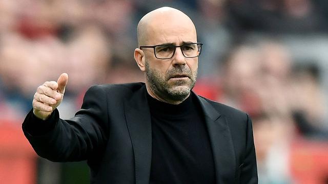 Bosz merkt dat Leverkusen ondanks 'goed resultaat' zelfvertrouwen mist