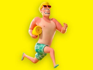 Door jouw handdoeken op de juiste strandbedjes te leggen maak je kans op een vakantie naar Kreta t.w.v. 2.000 euro en meer