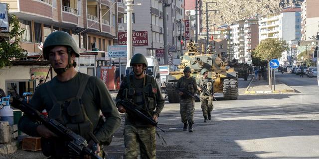 Gesprekken Turkije en Irak over aanwezigheid troepen verlopen goed