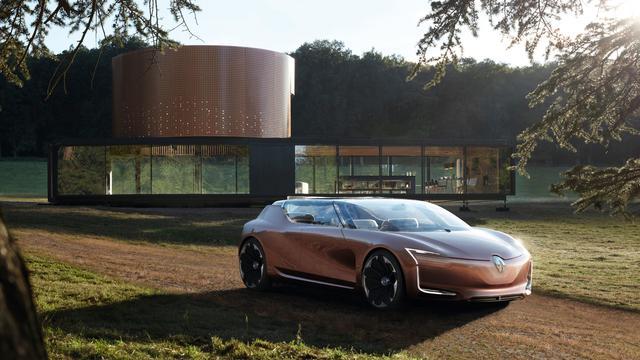 Symbioz-conceptcar van Renault