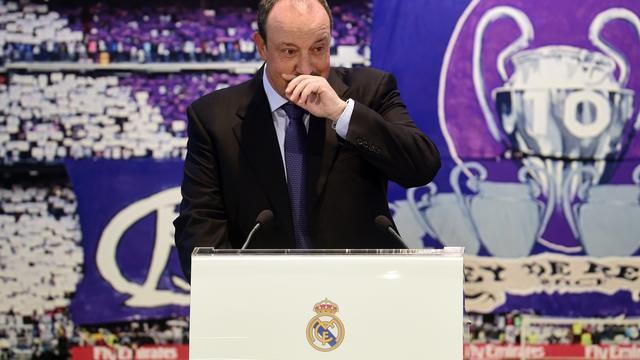 Benitez spreekt van droom die uitkomt na presentatie bij Real