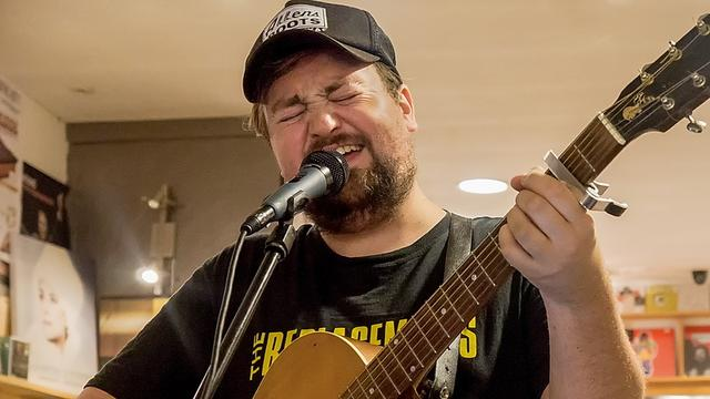 Concert Tim Knol in Scheltema uitgesteld