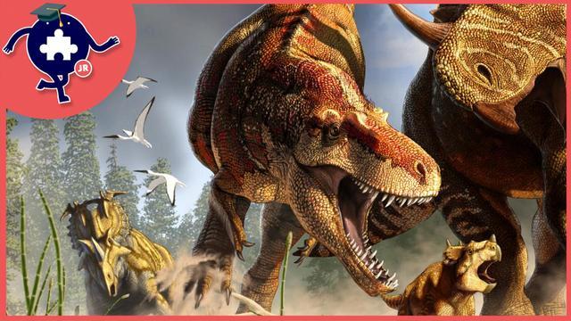 Ontdekt: T. rex kon superlang jagen door lange poten