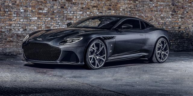 Dit zijn de auto's in de James Bond-film No Time To Die