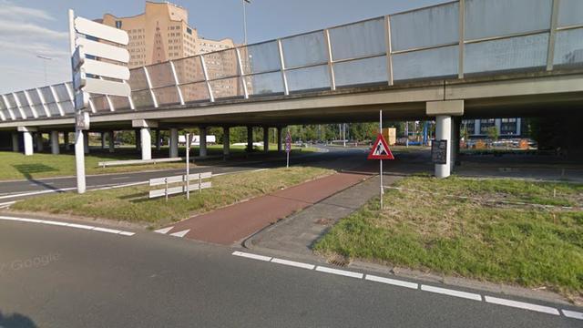 Opknapbeurt voor viaduct op het Vrijheidsplein