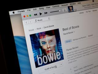 Apple ontkende uitfaseren iTunes Store tot nu toe