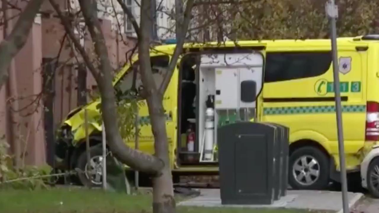 Noorse politie schiet op gewapende man in gestolen ambulance