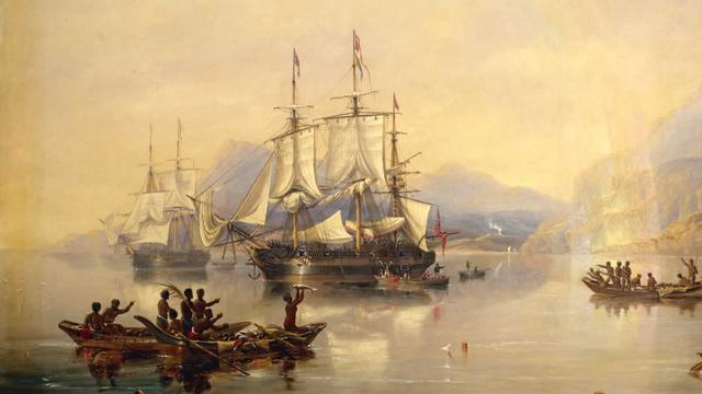 Poolschip HMS Terror na 168 jaar gevonden in wateren bij Canada