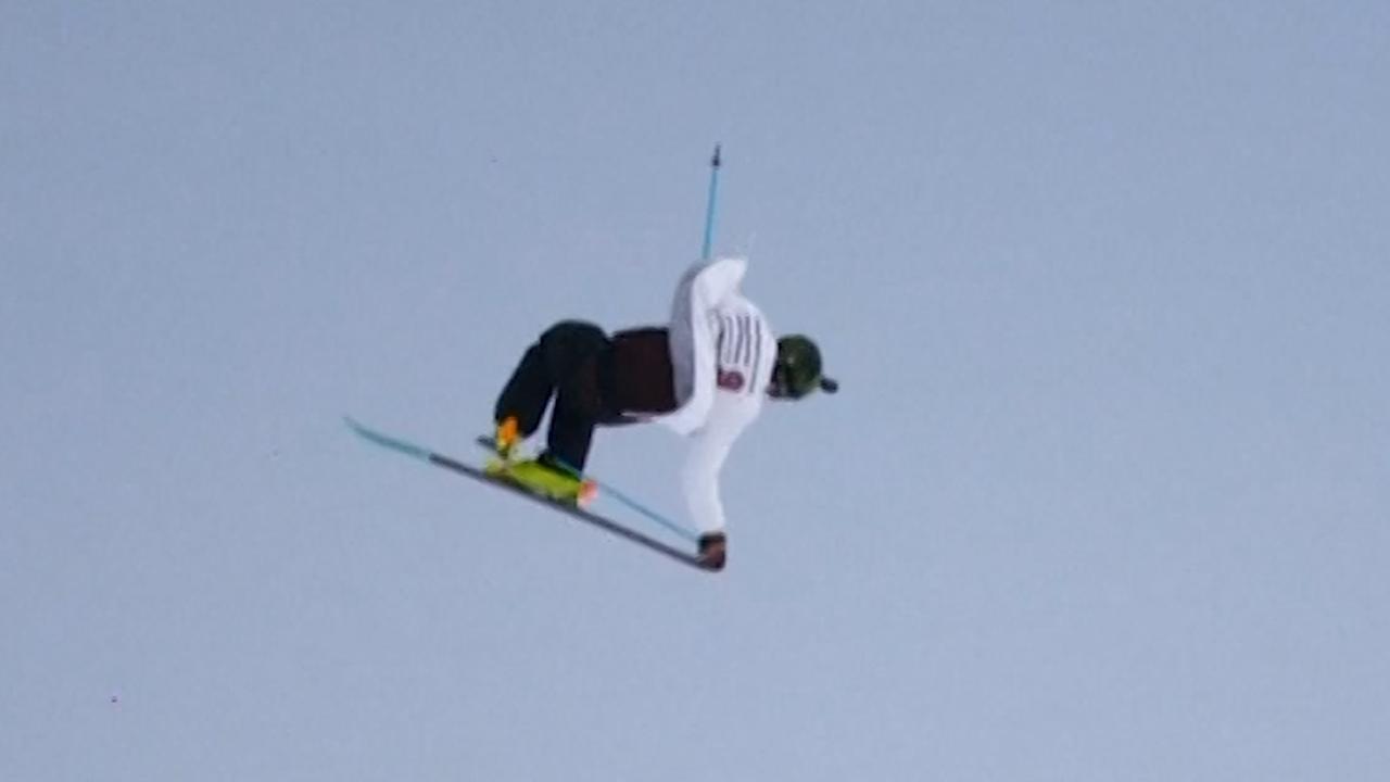 Amerikaan vestigt wereldrecord met 11,7 meter hoge quarterpipesprong