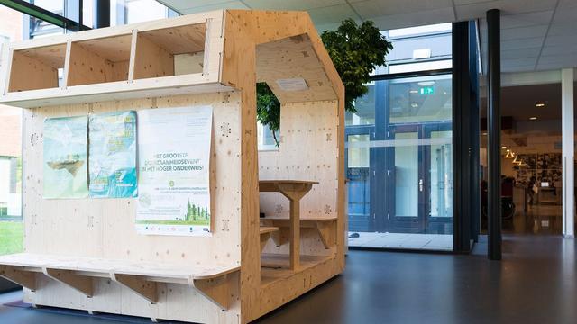 Hogeschool Leiden richt Kenniscentrum Duurzaam Organiseren op