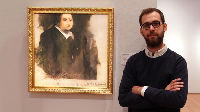 Met algoritme gemaakt schilderij geveild voor ruim 380.000 euro
