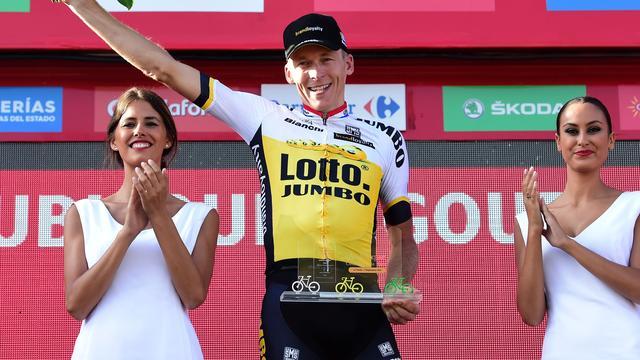 Gesink heeft gevoel dat hij echt terug is na knappe zege in Vuelta