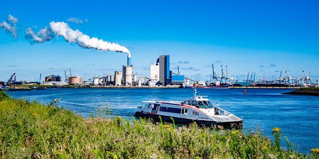 23 procent meer bedrijventerrein in Rotterdam in twintig jaar tijd