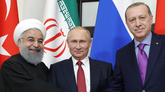 Poetin wil Syrisch 'volkscongres' bijeenroepen