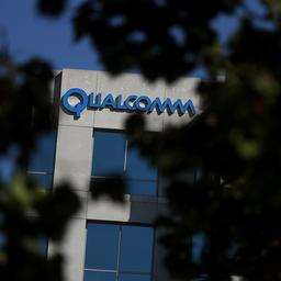 'iPhone-makers praten niet over schikking met Qualcomm in patentzaak'