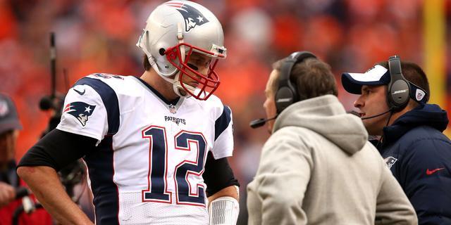 NFL-ster Tom Brady alsnog voor vier wedstrijden geschorst
