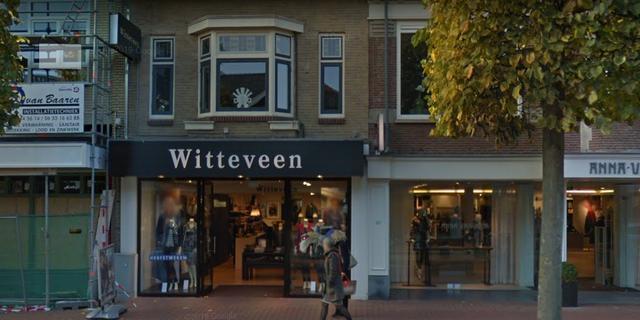 Modeketen Witteveen nadert afgrond weer, vraagt om uitstel van betaling