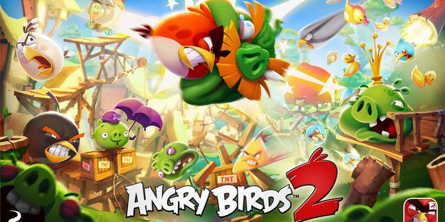 Review: Angry Birds 2 is kiekendief van je portemonnee