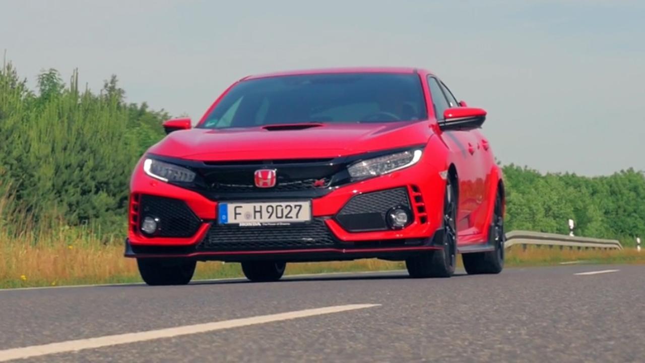 Eerste Rijtest: Honda Civic Type-R biedt volop spektakel