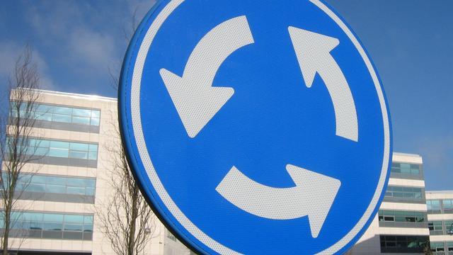 Raad Bergen op Zoom stemt in met rotonde Wouwseweg