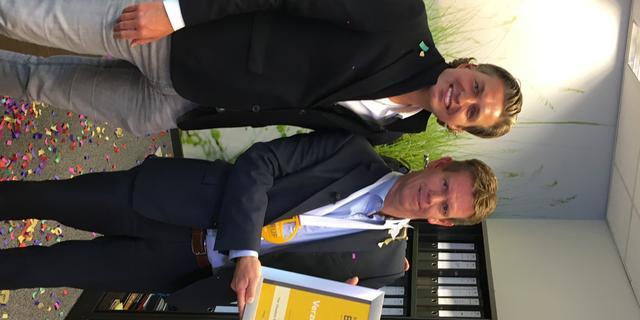 ZLM Verzekeringen Vitaalste Bedrijf van Zeeland