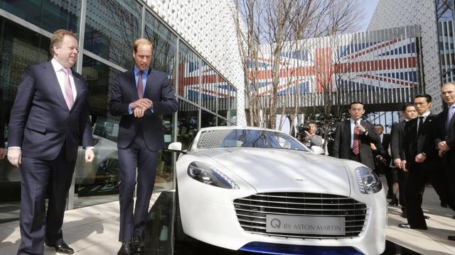 'Aston Martin overweegt beursgang te maken'