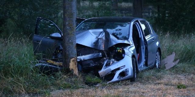Tweede verdachte (19) aangehouden voor auto-ongeluk met kei Schijndel