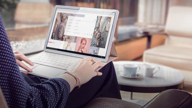 'Huawei wil in 2017 twee laptops uitbrengen'