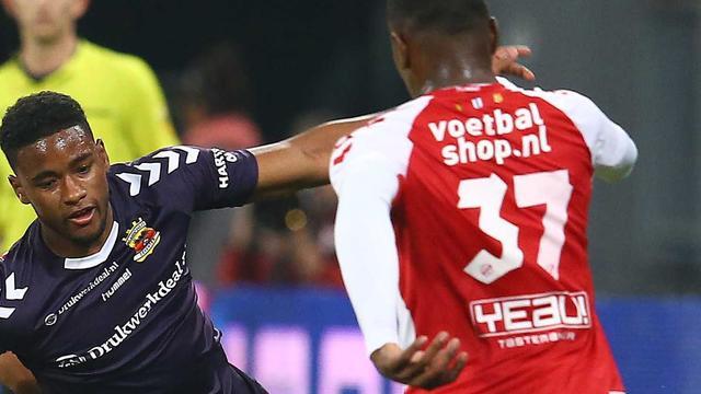 FC Utrecht verhuurt Gyrano Kerk aan Helmond Sport
