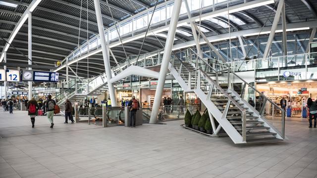Trap Utrecht Centraal wordt geopend met modeshow