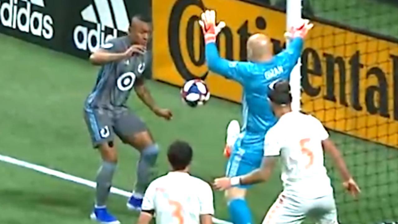 Keeper Atlanta United voorkomt doelpunt in ultieme scrimmage