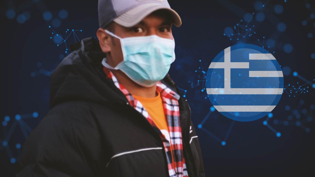 'Corona in bomvol Grieks vluchtelingenkamp betekent ramp'
