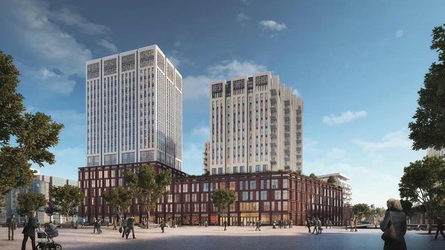 Realisatie nieuwbouw bij Leiden Centraal start over enkele weken